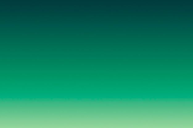 Ombre zielone proste tło