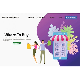 Online zakupy pojęcie
