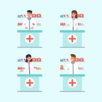 Opakowanie dla farmaceuty