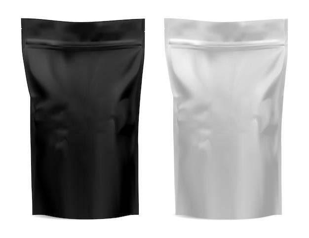 Opakowanie z kawą, torebka z herbatą