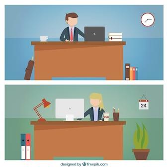 Opakowanie z pracy