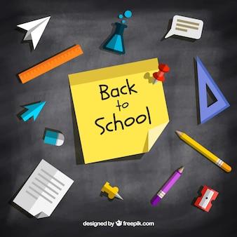 Opublikuj materiały szkolne i płaskie
