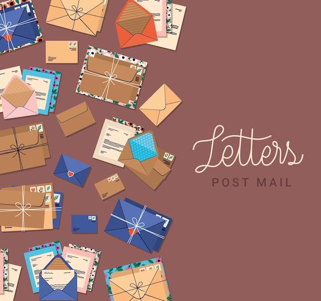 Opublikuj plakat pocztowy