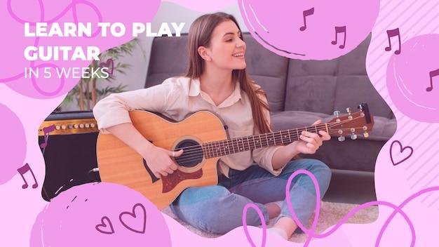 Organiczna płaska abstrakcyjna muzyka miniatura youtube