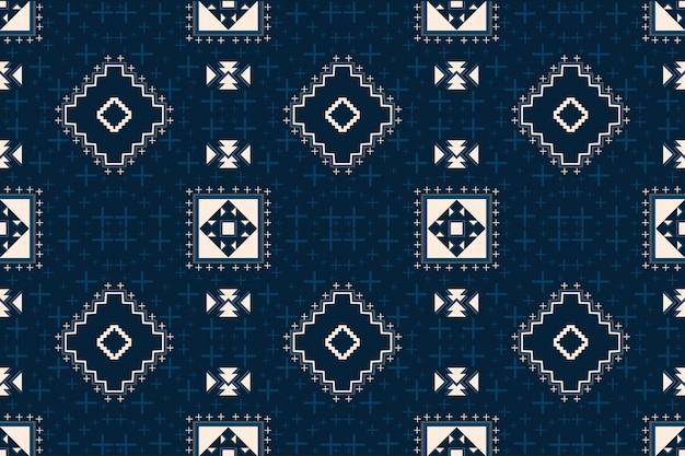 Orientalny wzór geometryczny etniczne. wzór.