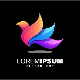 Orzeł kolorowe logo
