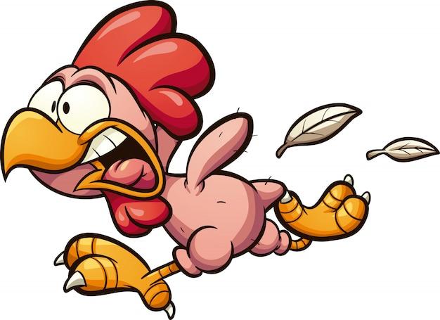Oskubany kurczak