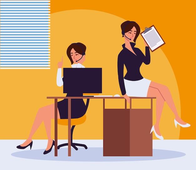 Osobiści asystenci biurowi