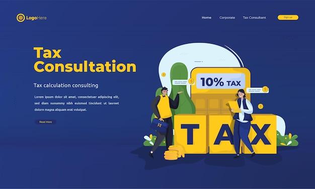 Osoby obliczające stronę docelową rocznej stawki podatku
