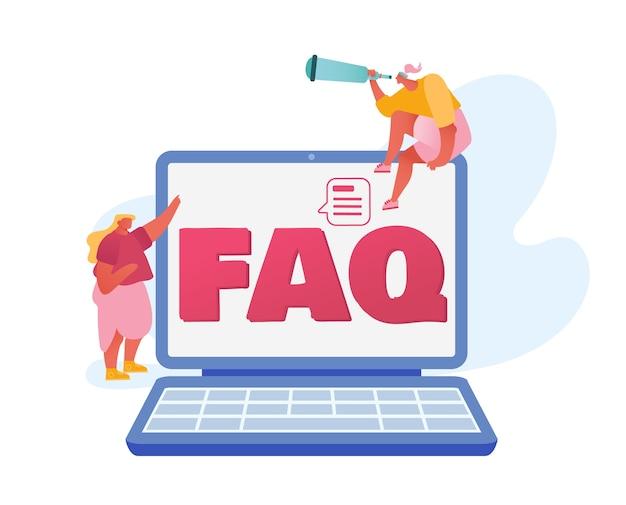 Osoby zadające pytania i szukające odpowiedzi