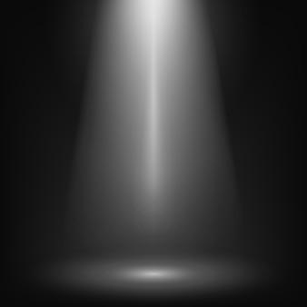 Oświetlenie punktowe sceny