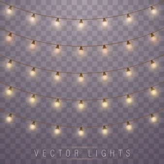 Oświetlenie świąteczne. ledowa lampa neonowa. ozdoby girlandy.