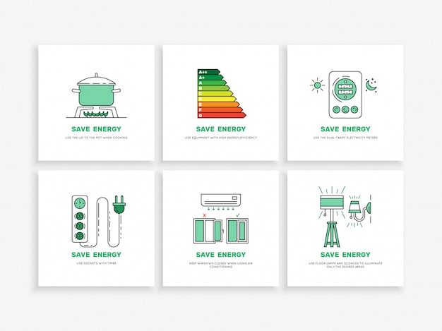 Oszczędzaj energię w domu
