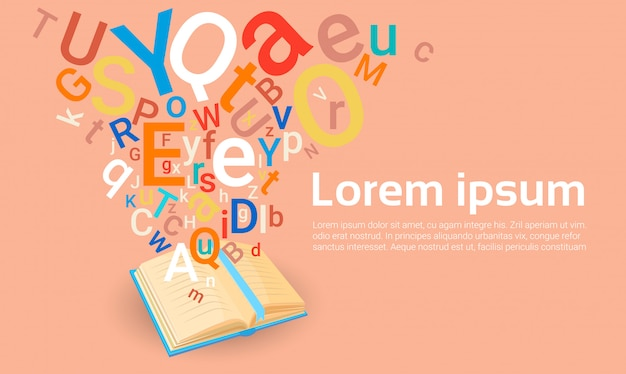 Otwórz książkę biblioteczną przeczytaj koncepcję edukacji szkolnej