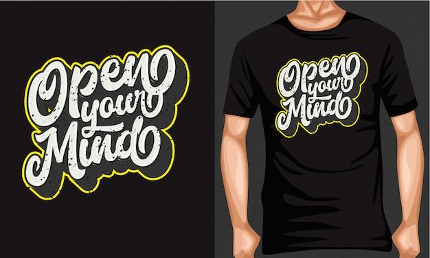 Otwórz typografię