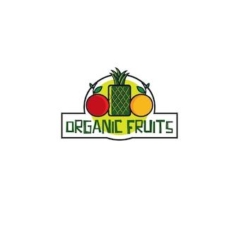 Owoce organiczne