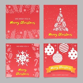 Ozdobne kartki świąteczne