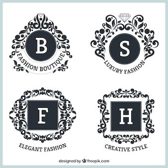 Ozdobne mody logo