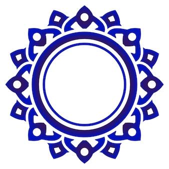 Ozdobny element ramy