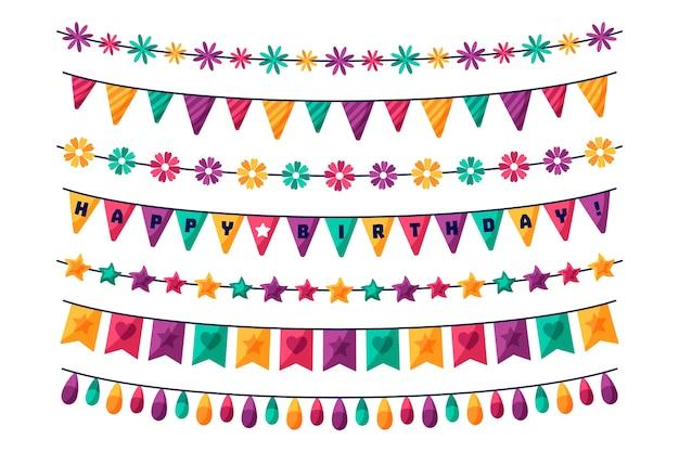 Ozdoby urodzinowe