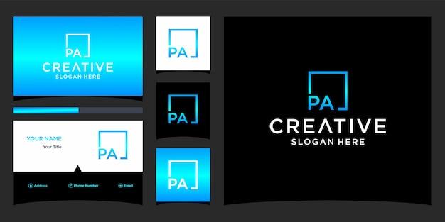 P logo projekt
