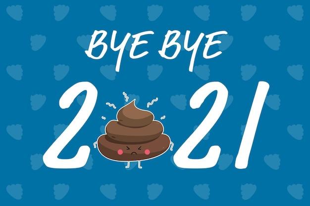 Pa pa 2021 ilustracja