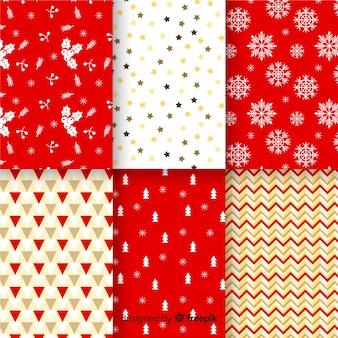 Paczka bożonarodzeniowych wzorów ign