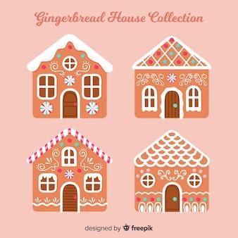 Paczka z gingerbread house