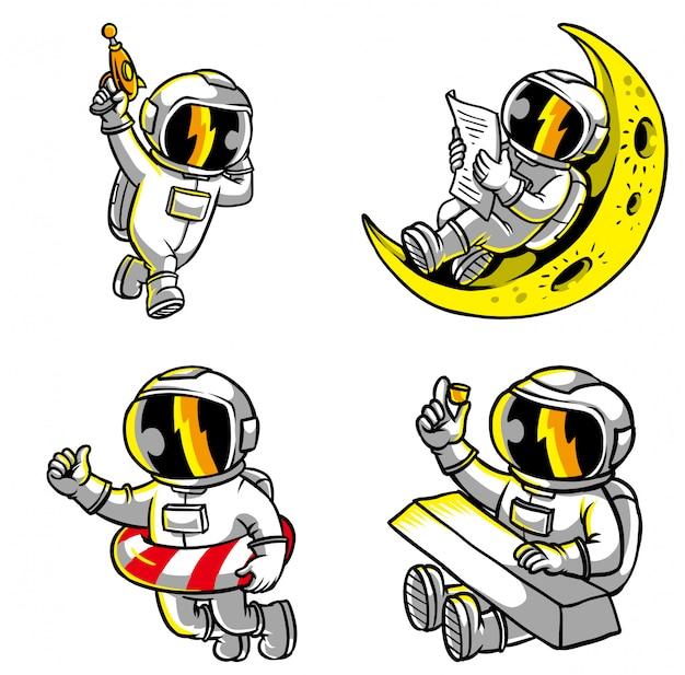 Pakiet astronautów