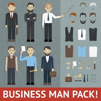 Pakiet biznesowy człowiek