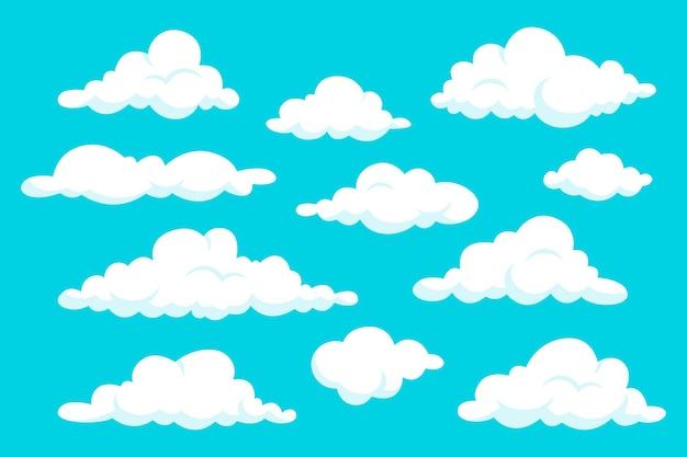 Pakiet chmura z kreskówek