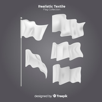 Pakiet flag tekstylnych