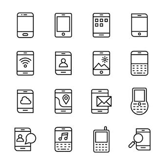 Pakiet linii telefonii komórkowej