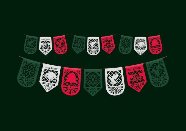 Pakiet meksykańskich girland