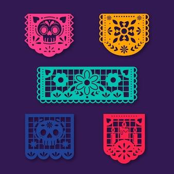 Pakiet meksykańskiej chorągiewki