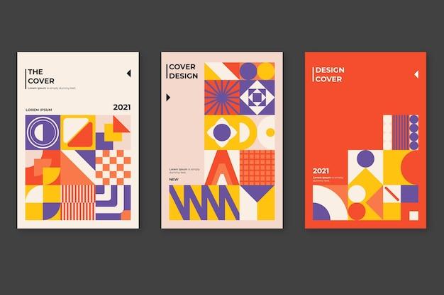 Pakiet okładek dla firm postmodernistycznych