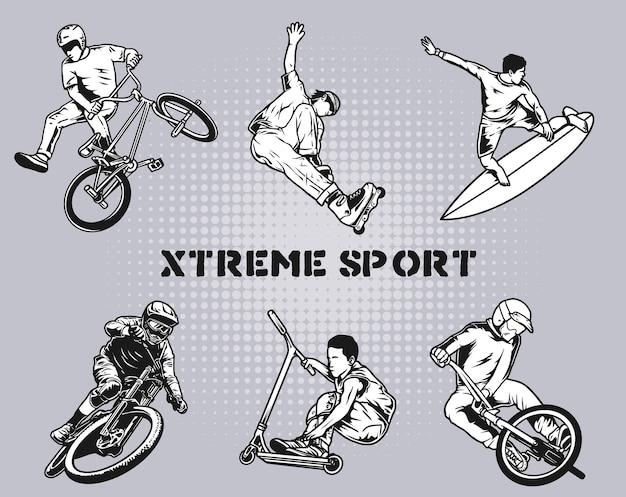Pakiet sportowy xtreme