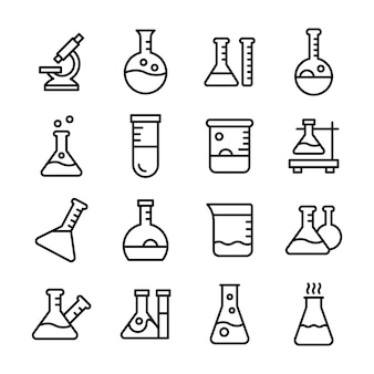 Pakiet wektorów aparatury naukowej