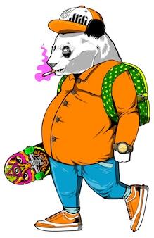 Panda spacer