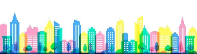 Panoramę miasta