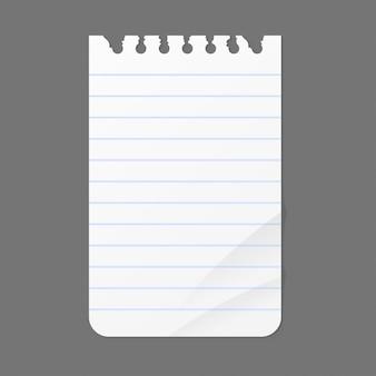 Papierowa notatka do wiadomości
