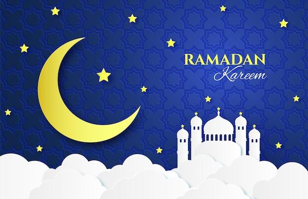 Papierowy ramadan