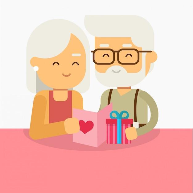 Para zakochanych zrobić prezent