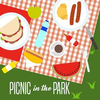 Park piknikowy