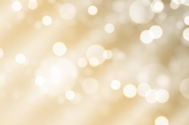 Party holiday tło z błyszczącymi światłami bokeh. ilustracja wektorowa eps10