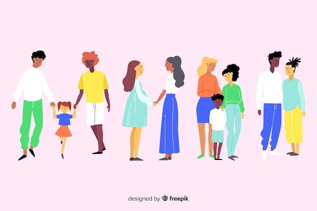 Pary i rodziny dnia dumy