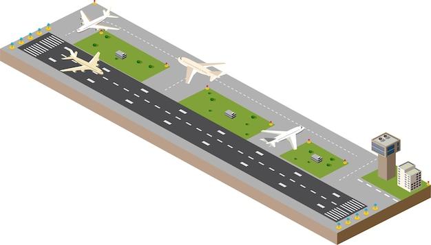 Pas startowy lotniska