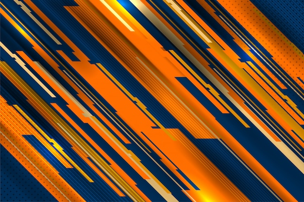 Paski graficzne tło