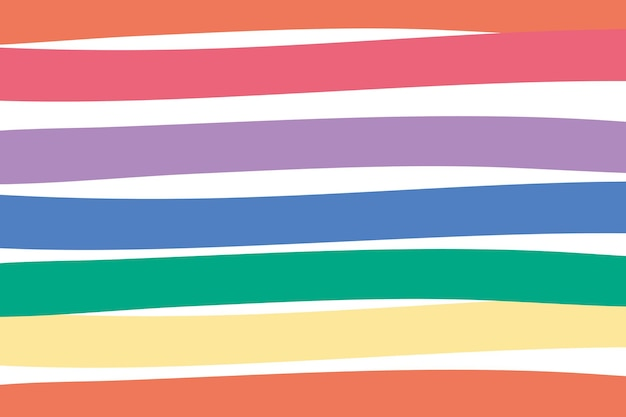 Paski kolorowe słodkie proste tapety