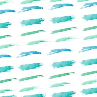 Pastelowe zielone tło akwarela wektor